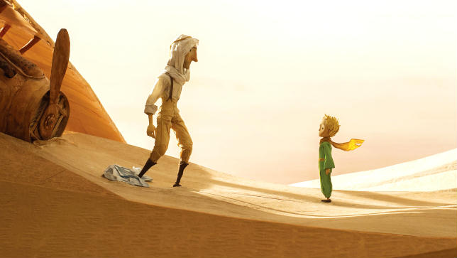 Mash&Co_The Little_Prince_Stopmotion